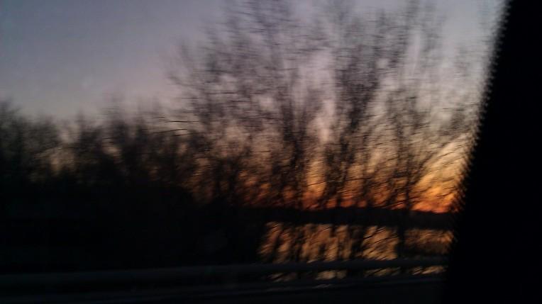 5:53 Train Ride