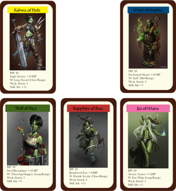 character-cards