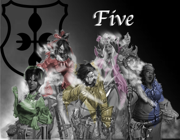 five-poster