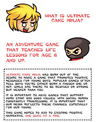 what is cake ninja